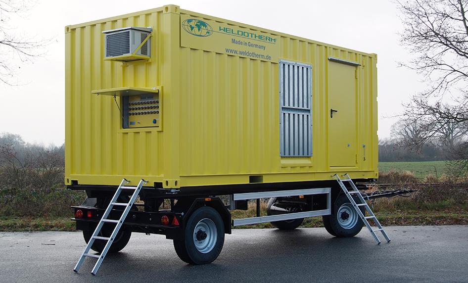 Unidades de tratamento térmico especiais