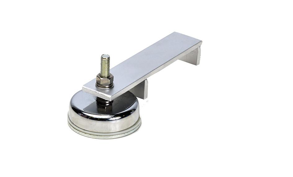 Suporte magnético para indutores, simples