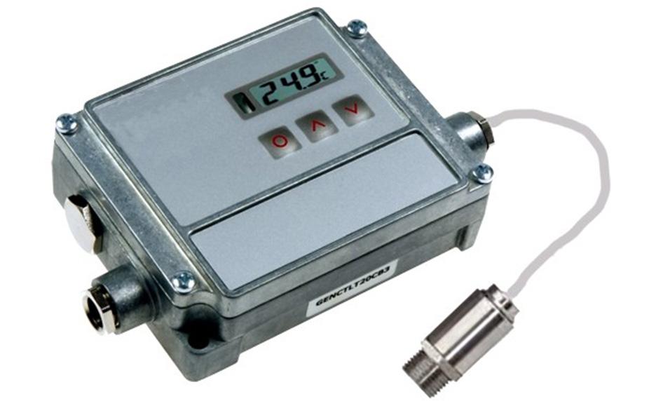 Medidor de temperatura infravermelho DM 201