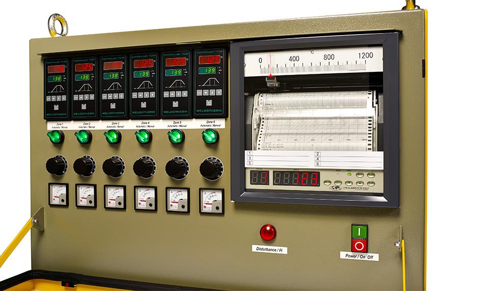 Controle de programa TC 80